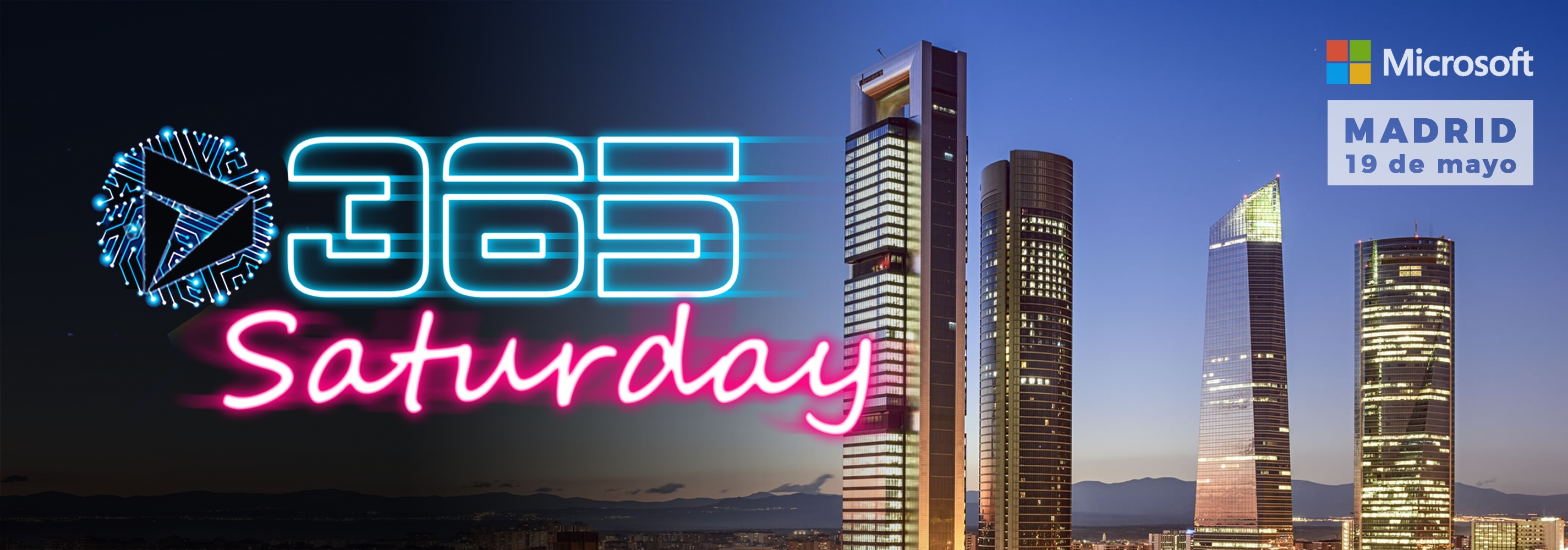 D365 SATURDAY Madrid 2018 ERD